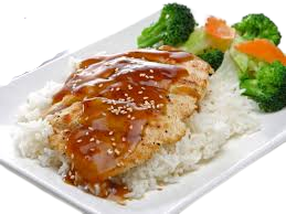 Teriyaki Pollo