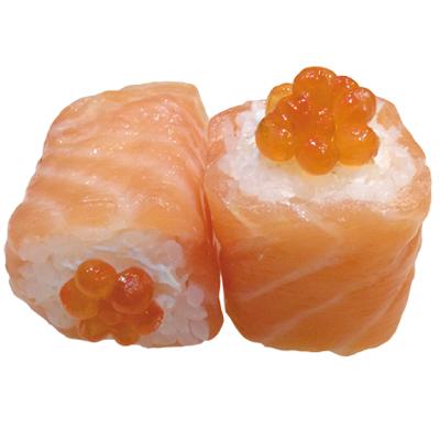Rollo salmón Huevas Salmón