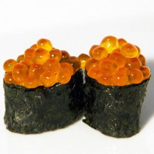 Sushi Acorazado Hueva Salmón