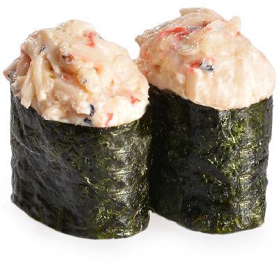 Sushi Acorazado surimi