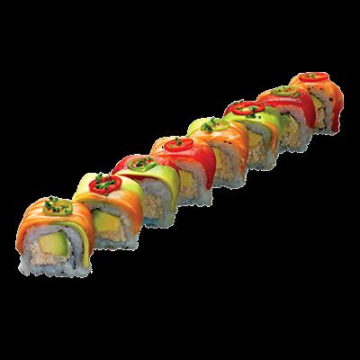 Rollo Rainbow (6 piezas)