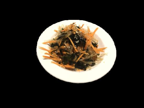 Ensalada de wakame