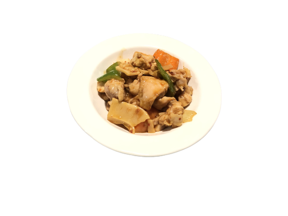 Pollo estilo GongBao