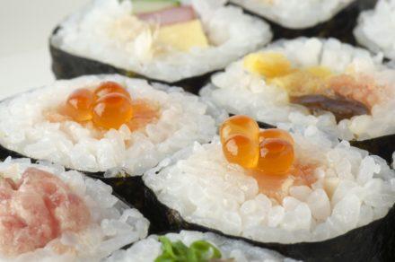 Nori para hacer sushi